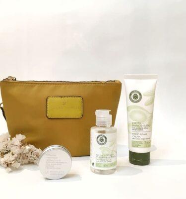 pack stay safe con productos de la Chinata- Murcia