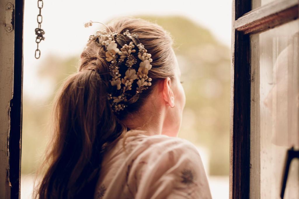 La boda de Fátima Cantó y Dani Perea